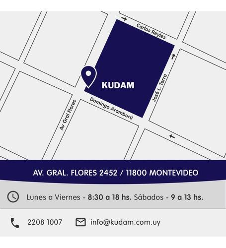 sommier ortopédico densidad 30 2 plazas somier  - kudam
