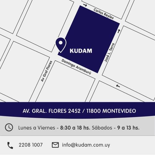 sommier resortes 2 plazas somier - kudam