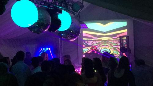 sonido iluminación eventos