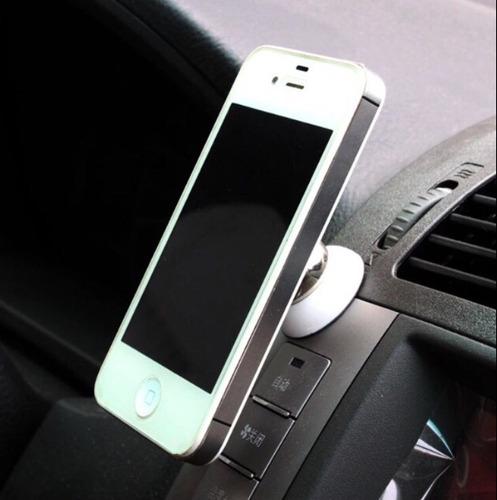 soporte 360 grados iphone samsung genérico ideal uber y taxi