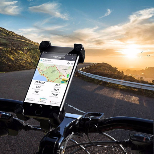 soporte celular moto bicicleta universal todas las medidas ®