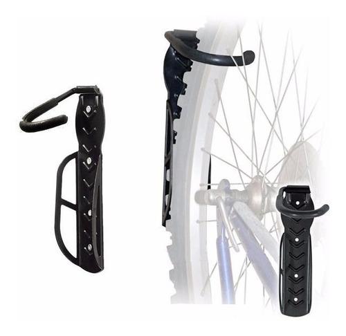 soporte gancho para colgar bicicleta de rueda a la pared