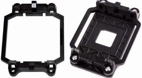 soporte / sujetador de plastico para fan cooler  am2 / am3