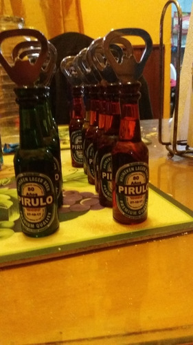 souvenier botellas personalizadas cumpleaños
