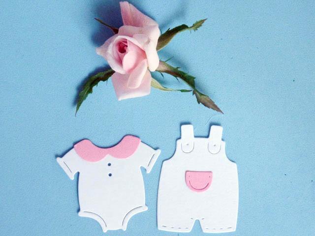 Souvenir Bebe Baby Shower Nacimiento Babero Enterito Ropita 800 - Bebe-de-goma-eva