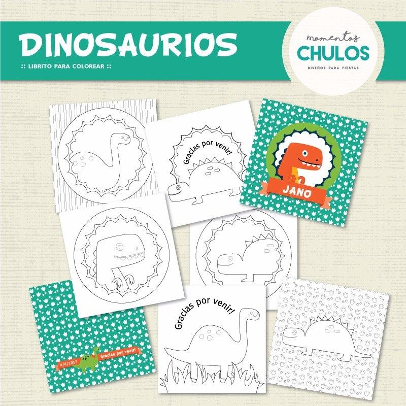 Souvenir Infantil Librito Para Colorear Temático Imprimible - $ 165 ...