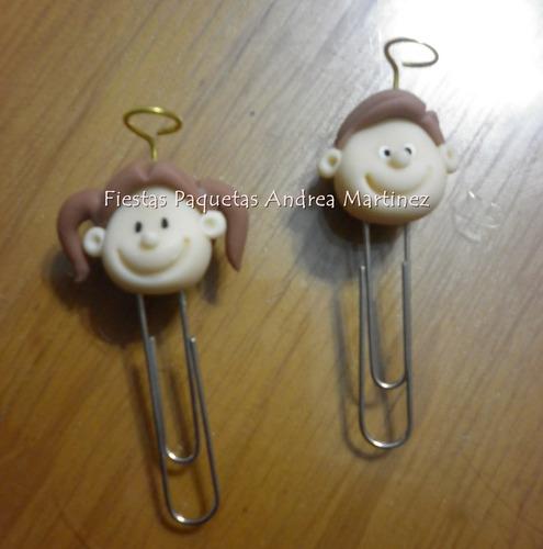 souvenirs angeles  bautismo, comunion clip decorados