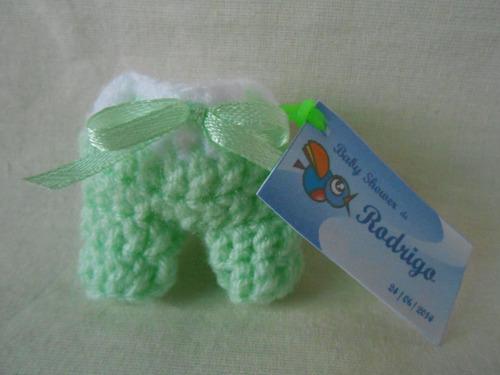 souvenirs de nacimiento, babyshower. perfumadores a crochet.