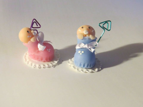souvenirs de nacimiento en porcelana fria