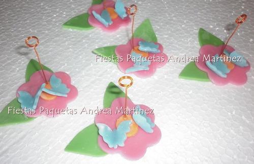 souvenirs mariposas flores insectos