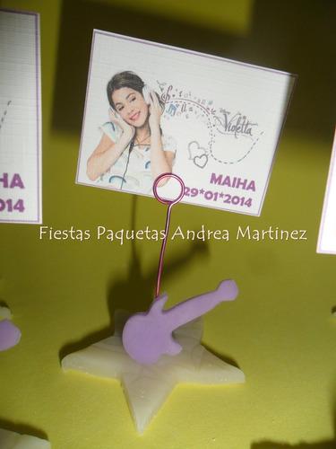 souvenirs portamensaje violetta