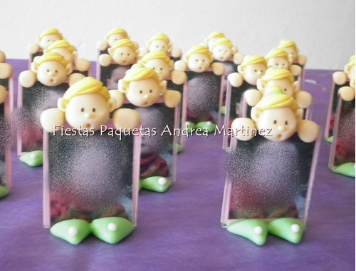 souvenirs portaretratos campanita tinkerbell y sus amigas