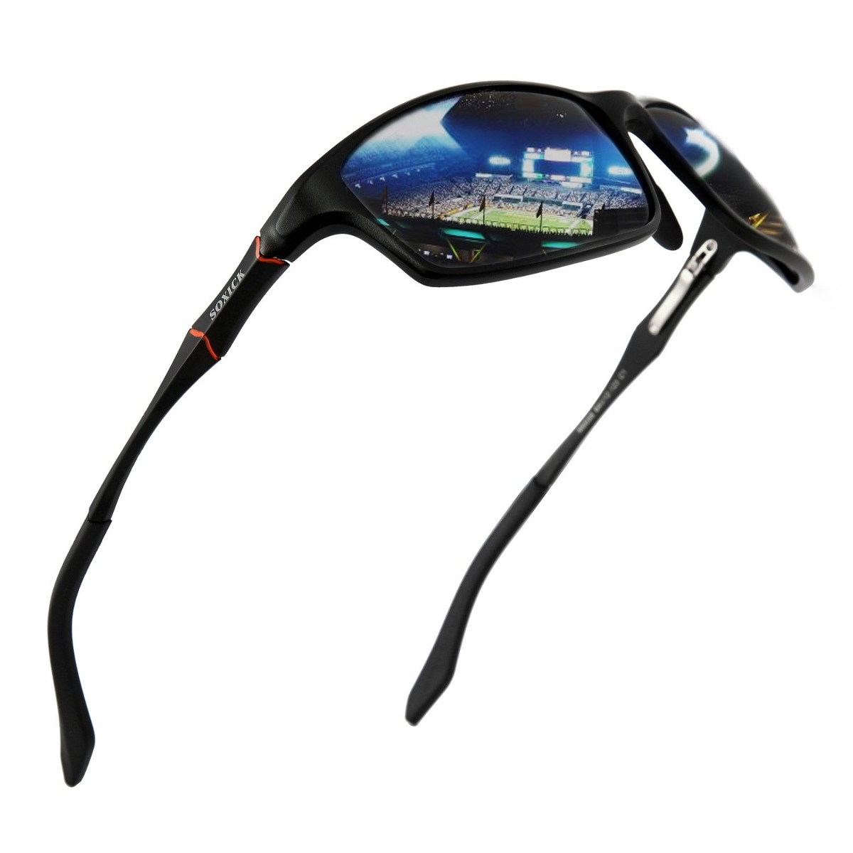 7fd0271116c soxick men hd fashion driving polarized sunglasses marcos. Cargando zoom.