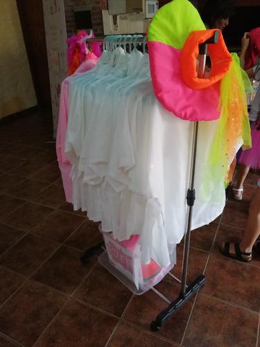 spa party para niñas montevideo eventos infantiles