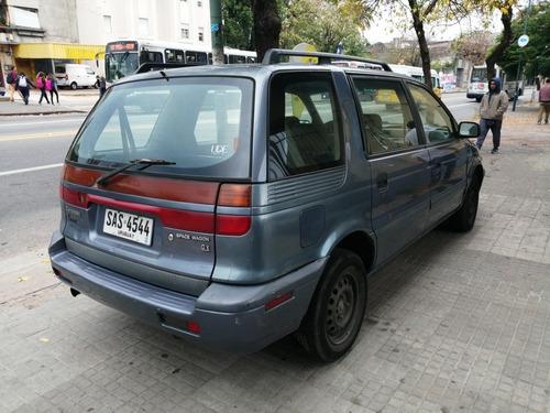 space wagon mitsubishi