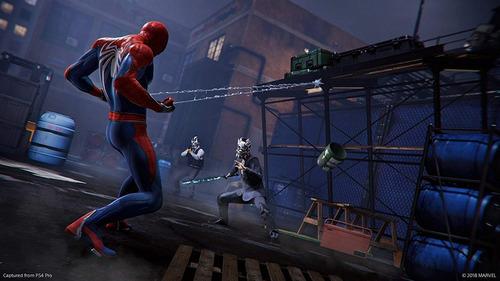 spiderman ps4 original físico oferta ultimas unidades