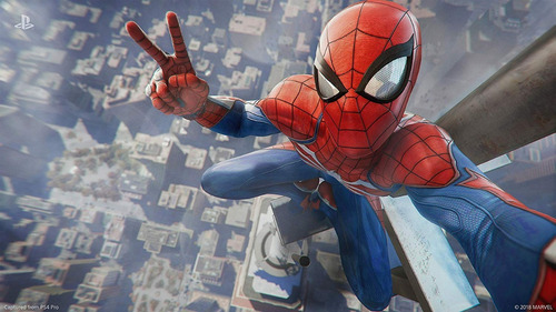 spiderman ps4 original físico oferta ultimas unidades