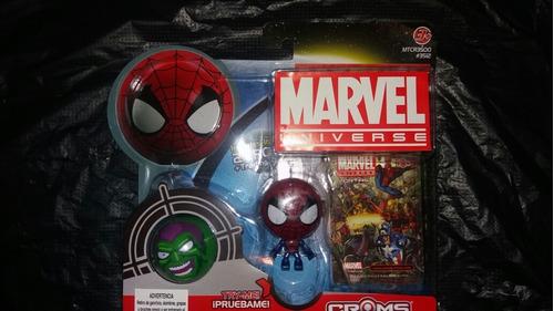 spiderman x 2 originales de marvel