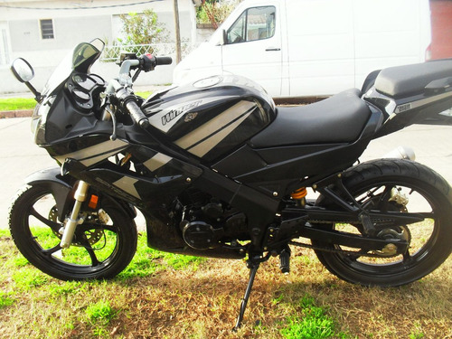 spitzer 125 impecable