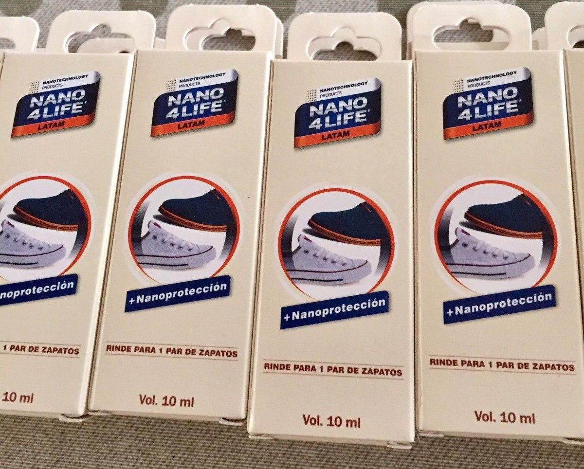 Zapatos Nanotecnología Mancha De Par 1 Spray Anti Nano4life VpGSzMUq