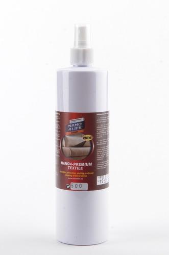spray protector anti mancha telas náuticas nano4life 10 m2
