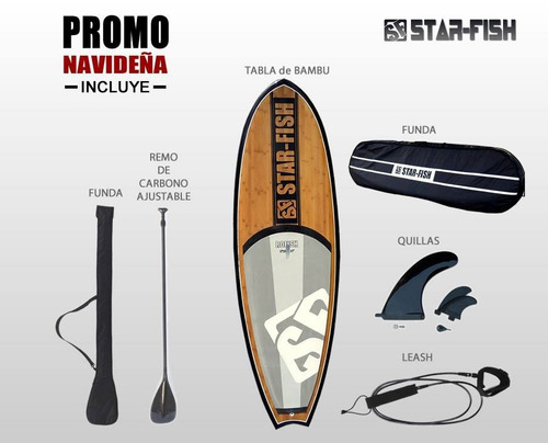 stand up paddle star fish