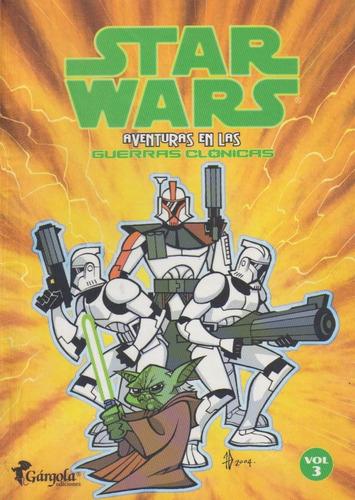 star wars - aventuras en las guerras clónicas 3