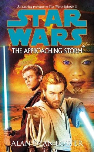 star wars: the approaching storm alan dean foster