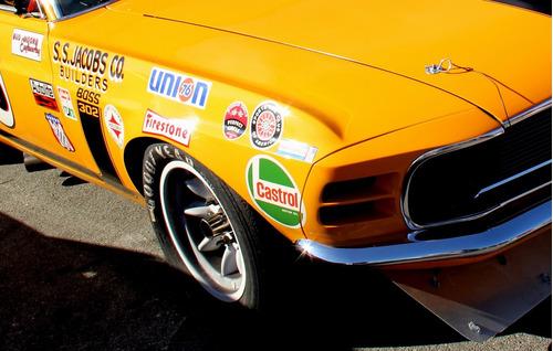 stickers personalizados autos y motos clásicas- decal calcos