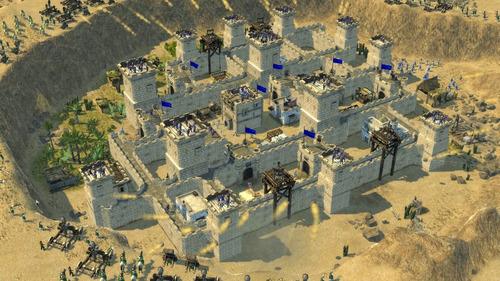 stronghold crusader 2 / pc + online steam original