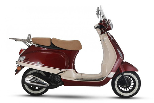 styler 125 exclusive moto scooter zanella
