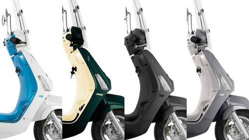 styler exclusive 50cc
