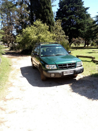 subaru forester 2.0 4 wd extra full / año 1998