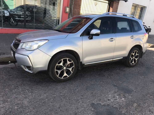 subaru forester 2.5 awd cvt si driver limited sport 2014