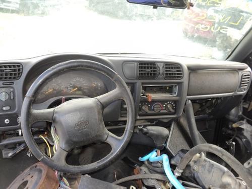 sucata chevrolet blazer 4.3 v6 gasolina 2002 - rs peças