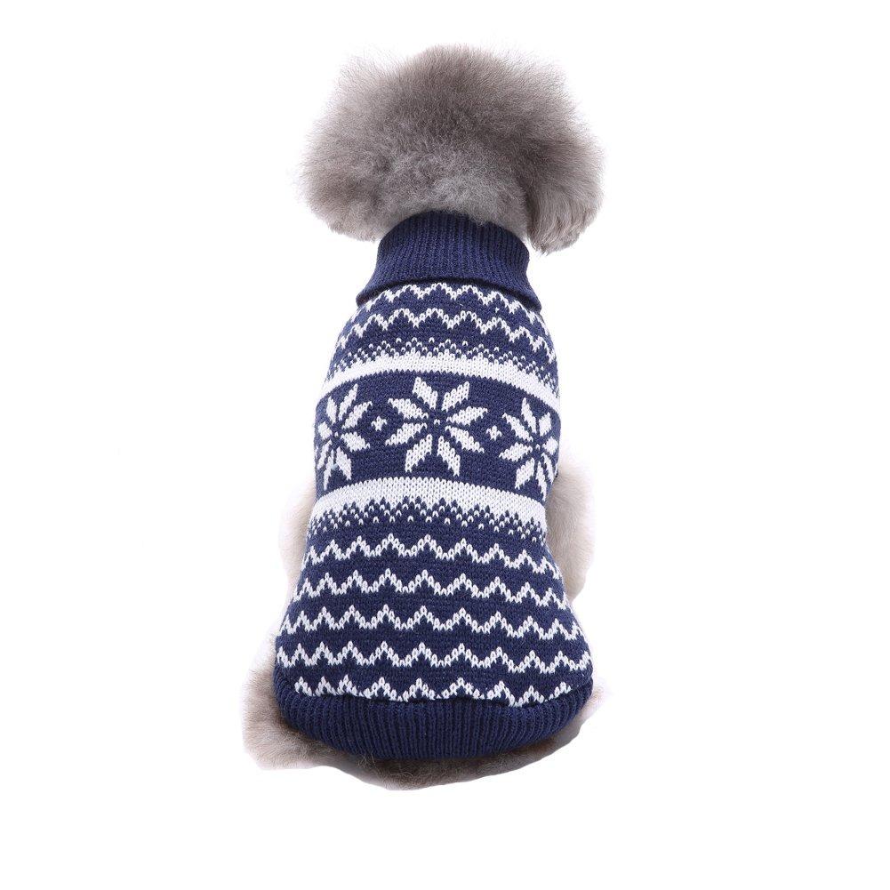 Suéter De Traje De Perro Nacoco Cachorro De Copo De Nieve - U$S 69 ...