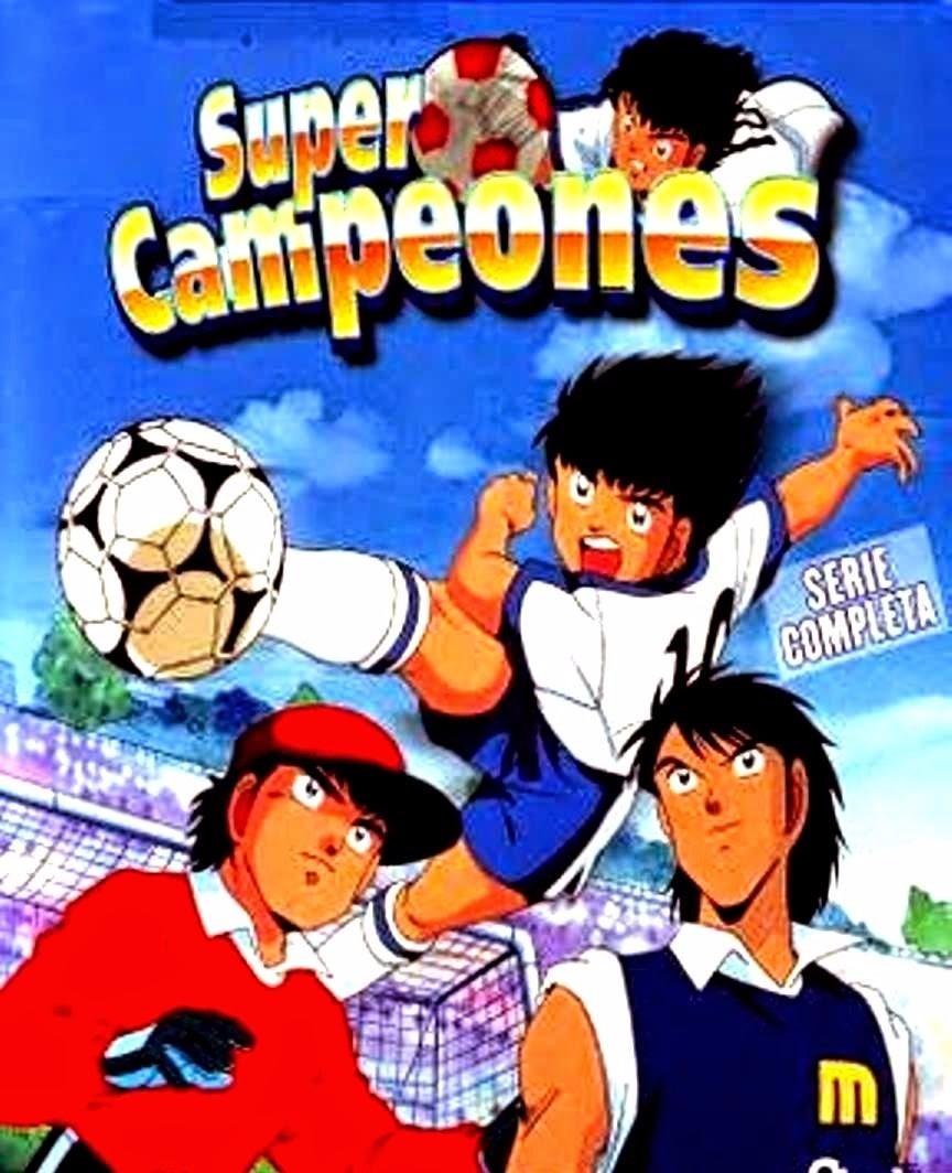 Super Campeones Serie Completa 128 Capìtulos.