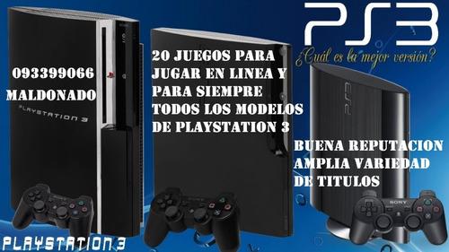 super pack 20 juegos originales play 3 a elegir 2000 pesos