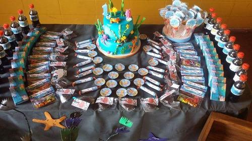 super promo!!!! mesa de dulces para 20 niños