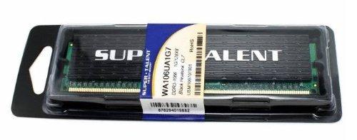 super talent ddr3 1600 4 gb 256mx8 cl9 value memory