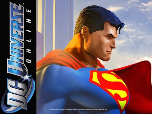 superman liga de la justicia dc muñeco 30cm - fair play toys