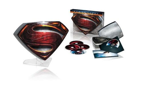 superman man of steel blu ray edicion especial 3d nueva