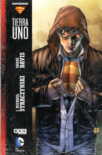 superman tierra uno / vol. 1 - ecc sudamérica / dc comics