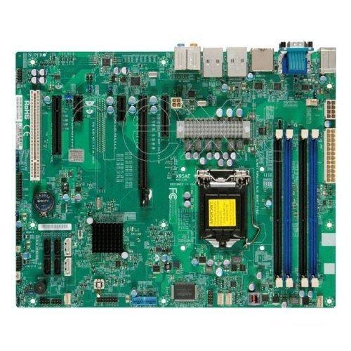 supermicro lga1155 intel c216 express pch ddr3 sata3 and