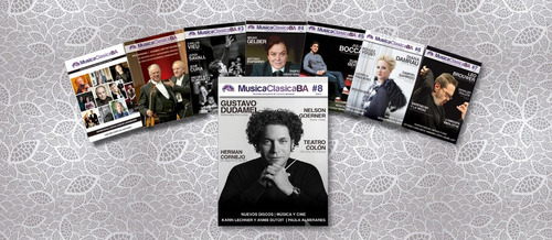suscripción a revista musicaclasicaba - música clásica