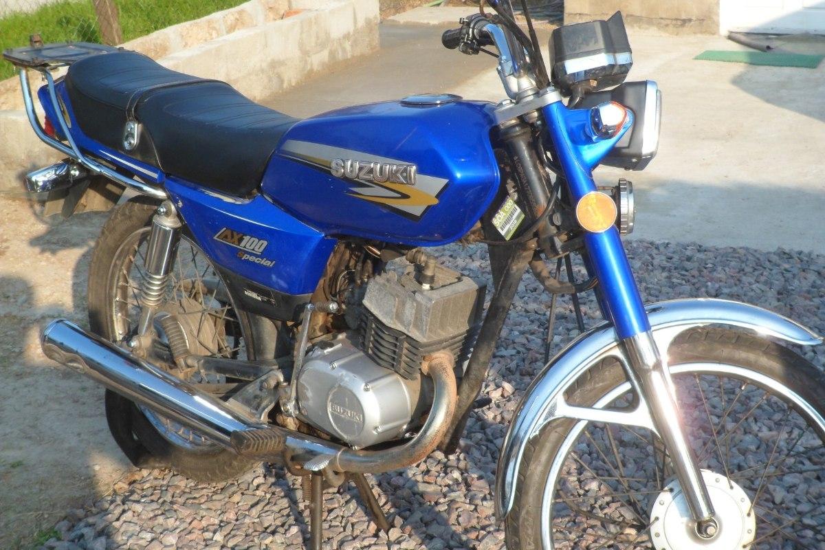 Suzuki Ax 100 Ax 100 - $ 35.000 en Mercado Libre