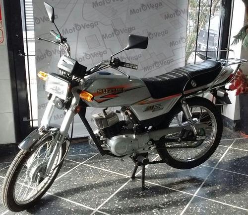 suzuki ax 100 - motovega - tipo cb1 gran precio.