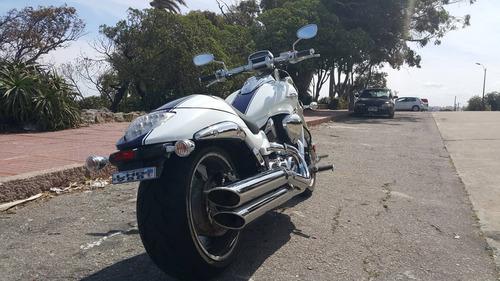 suzuki boulevard m109r limited edition unica