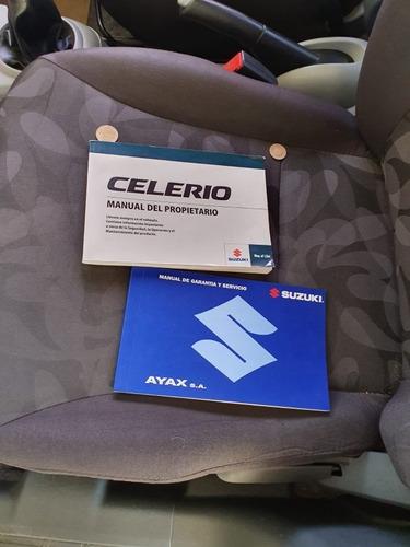 suzuki celerio 1.0 ga 5p 2012