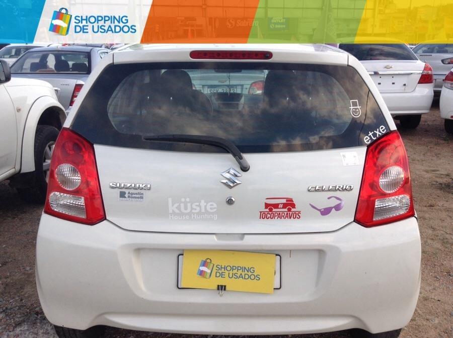 Suzuki Celerio Ga 2012